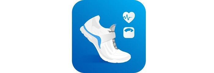 Logo of the Pacer Pedometer app