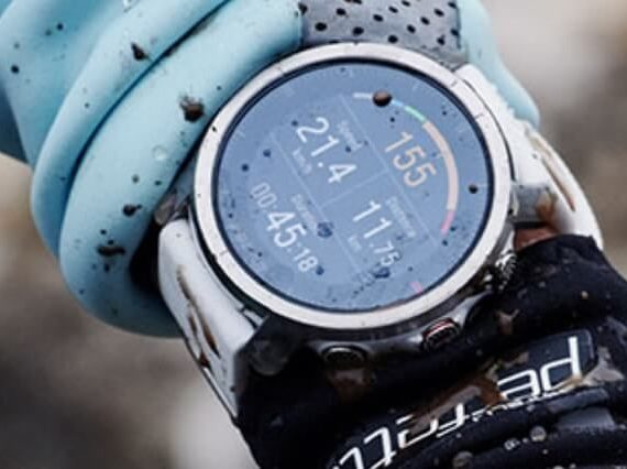 Durable watch - Polar Grit X