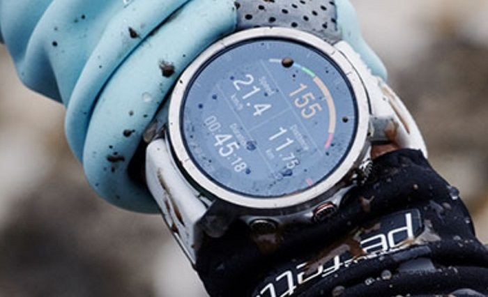 Durable watch for runners - Polar Grit X