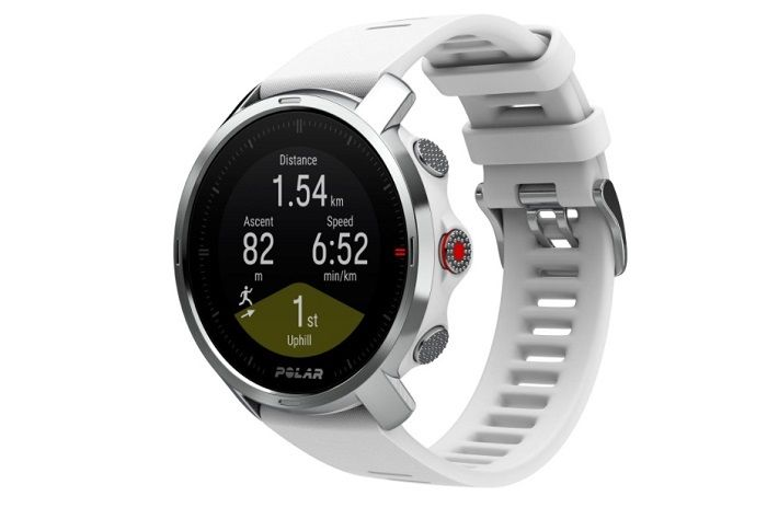 Polar Grit X - design of the watch for runners