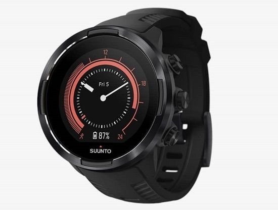 Practical functions of the running watch - Garmin Forerunner 245