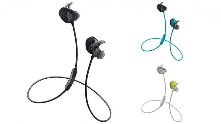 Best headphones for running - Bose