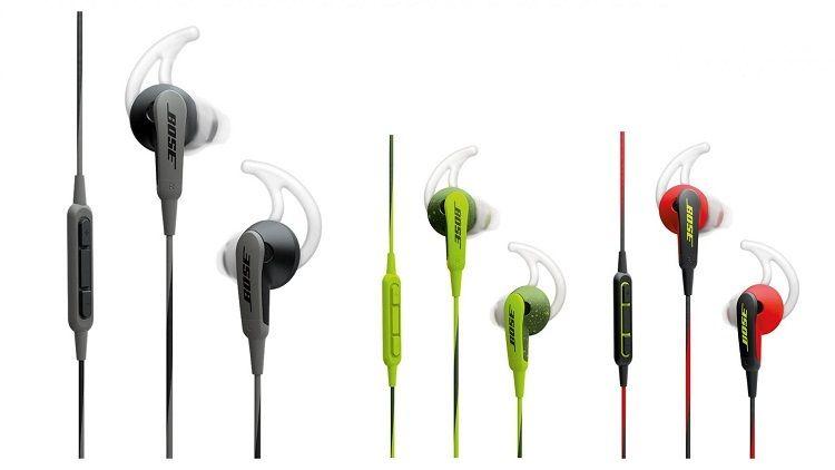 headphone for running - Bose model design