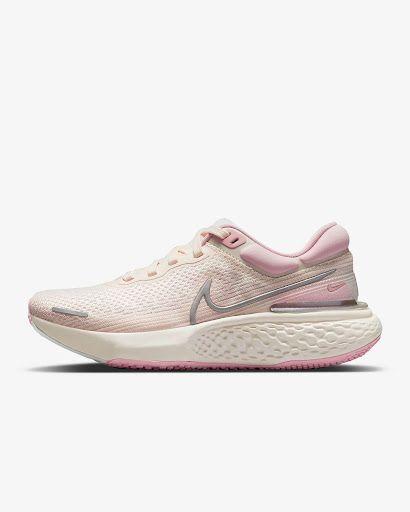 Damskie buty do biegania z wysoką pianką Nike Zoomx Invincible Run Flyknit