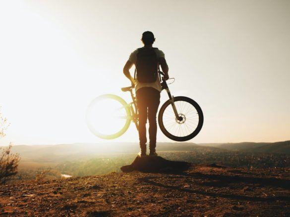 jakie korzyści z jazdy na rowerze