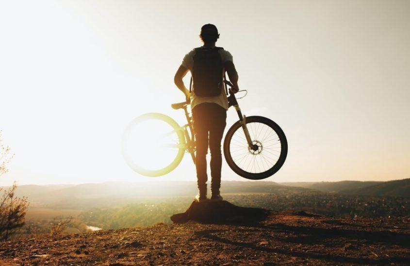 Korzyści płynące z jazdy rowerem