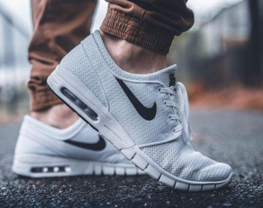 Niezbędny sprzęt Nike dla biegaczy - buty z membraną i elastyczną podeszwą