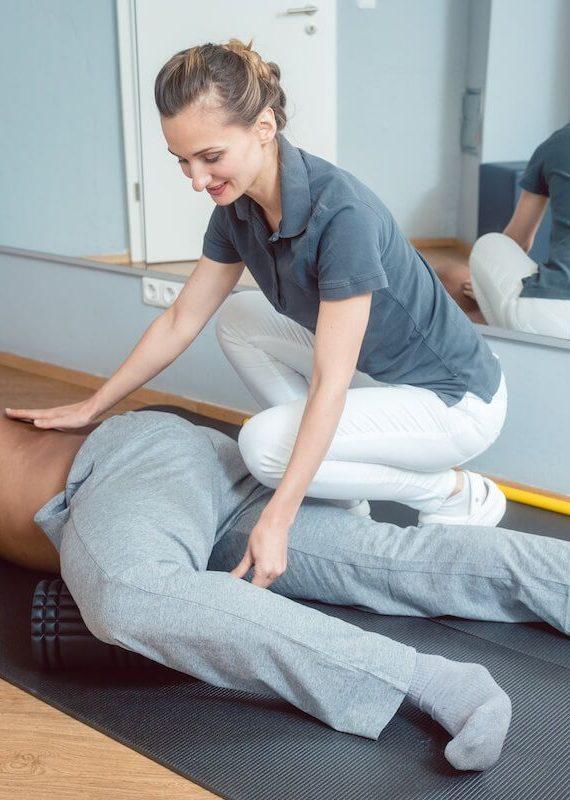 rehabilitacja sportowa - profesjonalne ćwiczenia