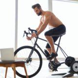 Trenażer rowerowy na dni, kiedy nie można poćwiczyć w terenie